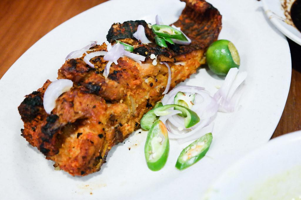 Hajah Maimunah Restaurant: ayam lemak cili padi