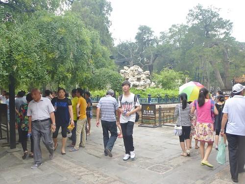 Beijing-Cité Interdite-Jardin Impérial (1)