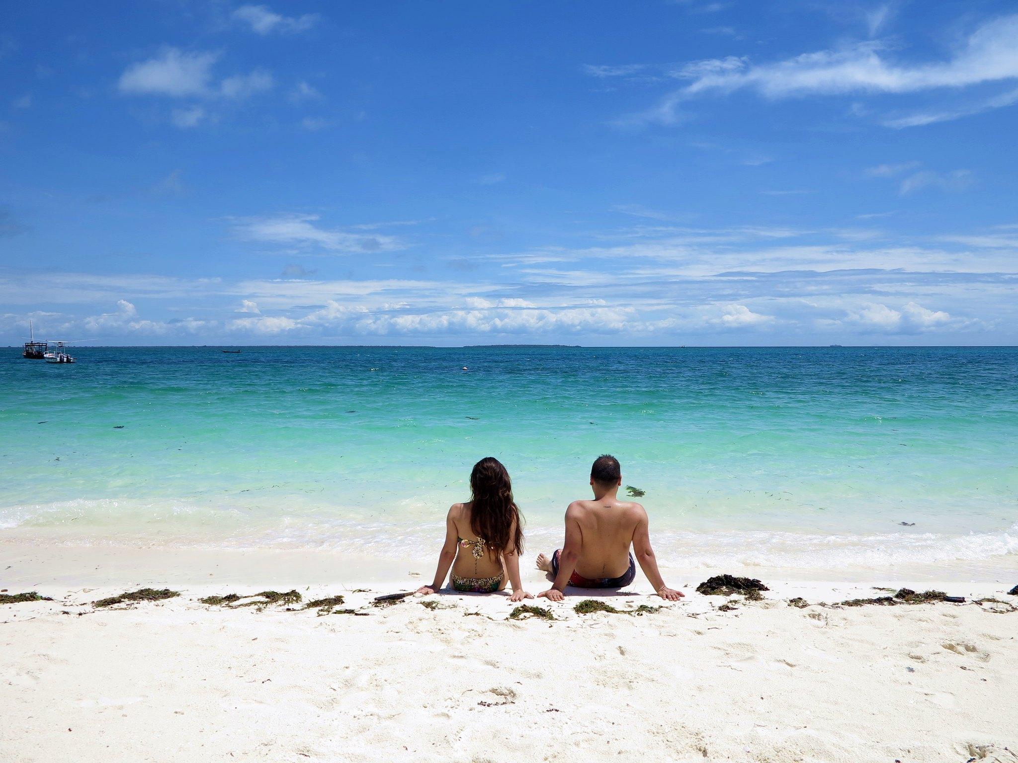 Zanzibar Adası Kumsalları