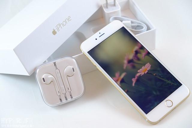 2014.10 iPhone 6+ 開箱