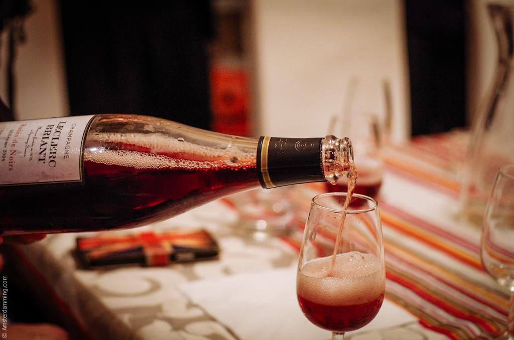Haarlem, Champagne Tasting