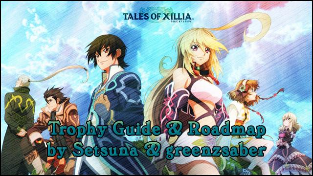 Tales Of Xillia Trophy Guide Roadmap Useu