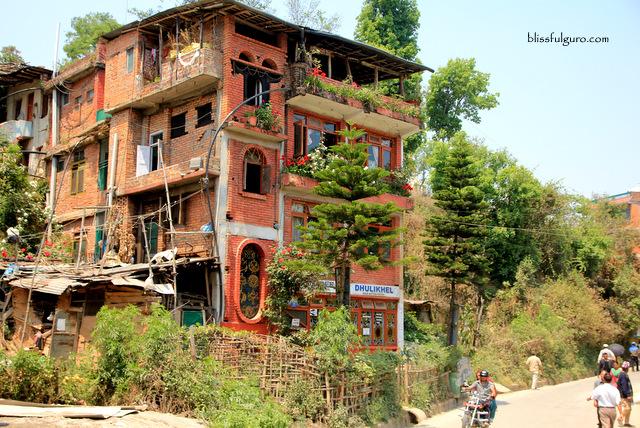 Dhulikhel Nepal Nawaranga Guesthouse