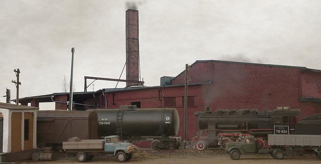 Russian industrial scene 2