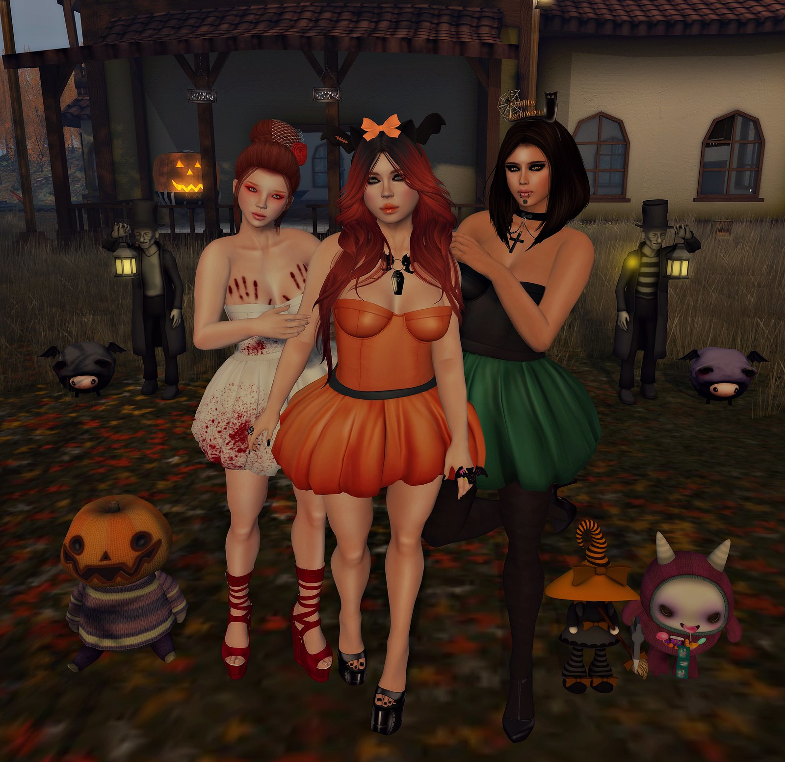 The Sinners - Happy Halloween