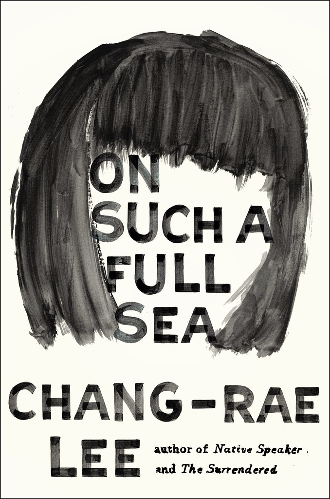 Book Cover - On Such a Full Sea
