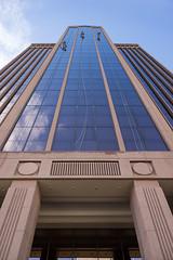 window cleaners, World Trade Center Utah, Salt Lake City, UT