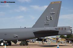 60-0011 - 464376 - USAF - Boeing B-52H Stratofortress - Fairford RIAT 2006 - Steven Gray - CRW_1921