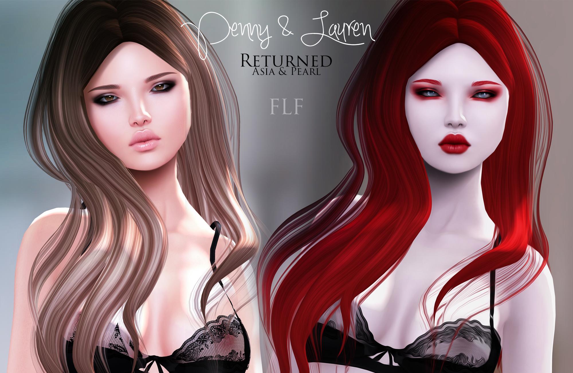 Glam Affair - Penny & Lauren - Returned ( FLF )