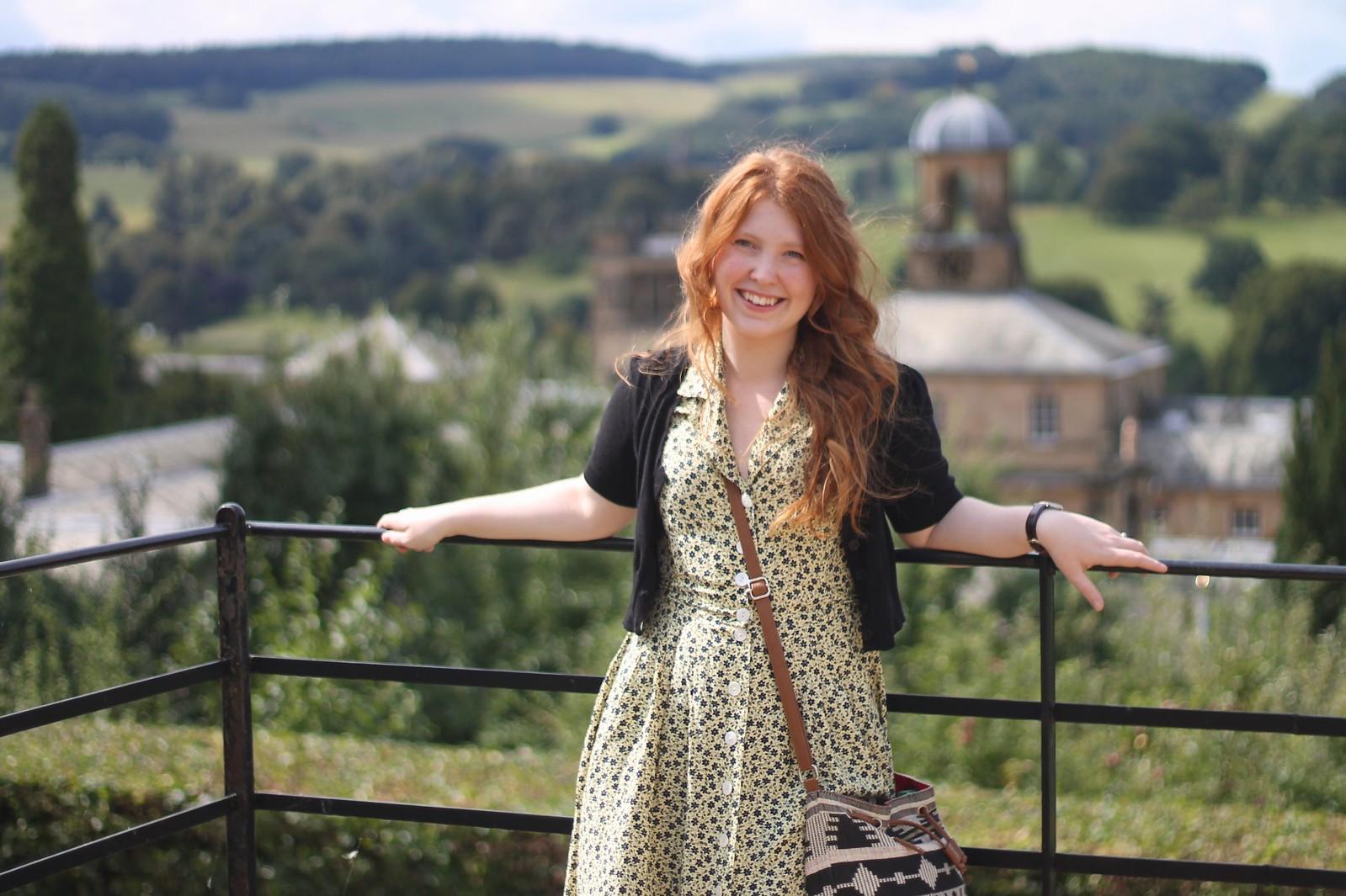 Chatsworth view