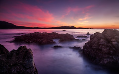 Point Lobos Electric Sunset - Carmel, CA