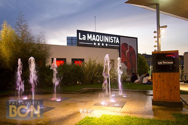 La Maquinista, Barcelona