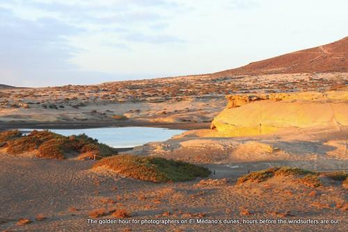 El Medano dunes