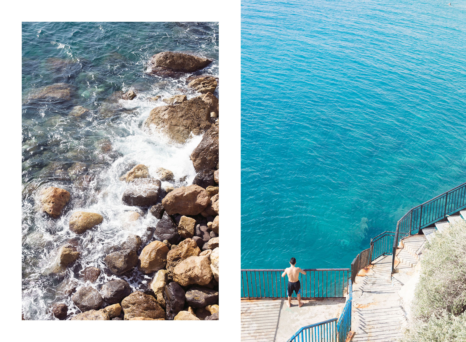 Weekend in Nice by Carin Olsson (Paris in Four Months)