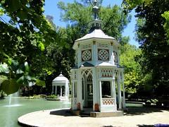 Estanque de los Chinescos, Jardín del Príncipe (Aranjuez)