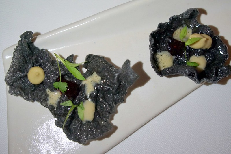 Amuse bouche - restaurant darren chin TTDI review