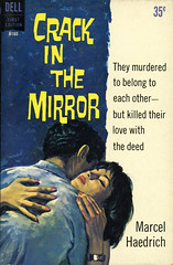 Dell Books B160 - Marcel Haedrich - Crack in the Mirror