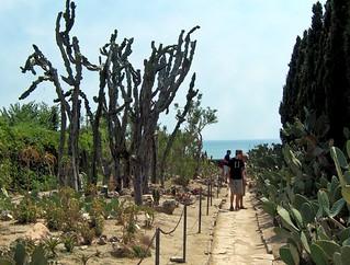 Balchik Botanical Garden, Bulgaria