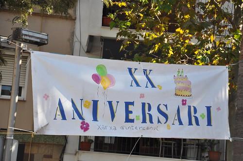 xx aniversari xarxacastell