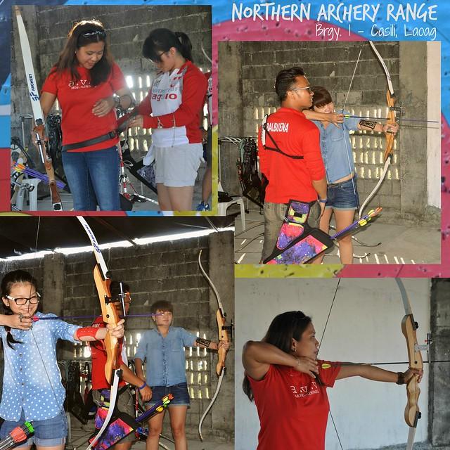 Northern Archery Range weekend program