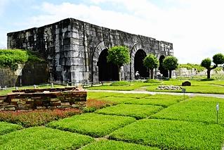 Ho dynasty's citadel, Vietnam