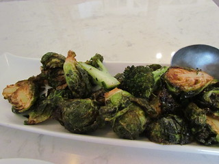 Fried Brussels Sprouts from Araya's Place (Madison)