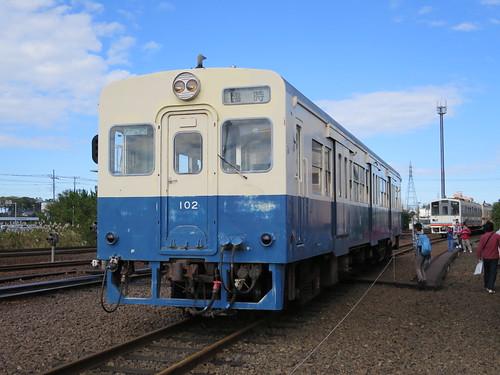 2014.11.3 関東鉄道車両基地公開