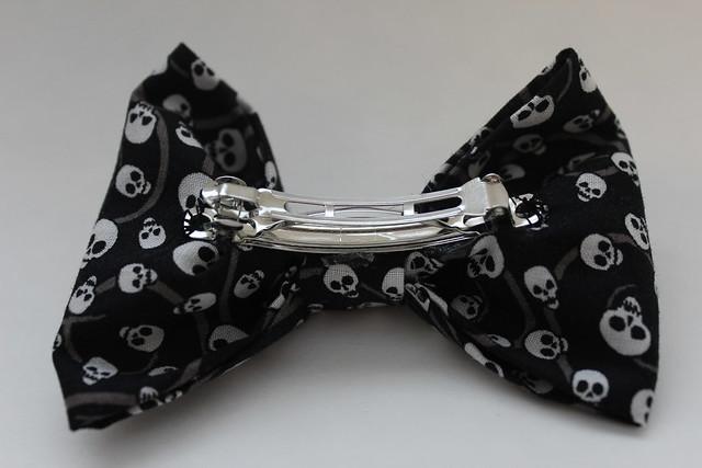 Halloween Skulls | Hairbow