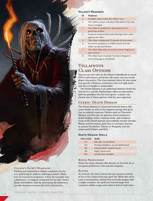DMG Preview: Death Domain