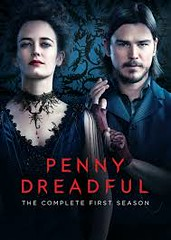 Penny Dreadful DVD