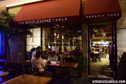 The Wholesome Table restaurant Bonifacio High Street BGC Food Crawl Adventure (13)
