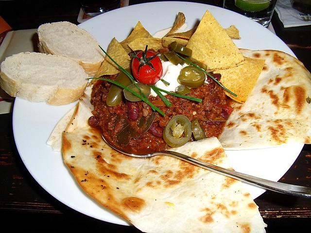Chili con Carne Cantina