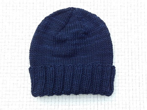 Knit cap for DH