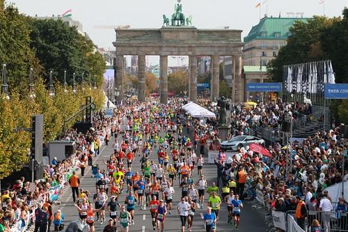 Maraton de Berlin 2015 - inscripciones sorte