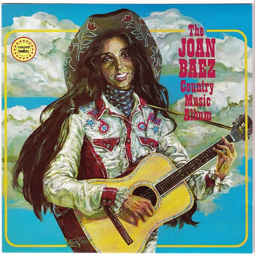 Joan Baez - The Country Music Album