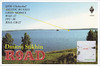 Nice Qsl card from R9AD Asiatic Russia to 2W0DAA arrived direct 21st October 2014