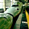 Love traveling by #shinkansen in #japan! Thanks gr7 for an awesome field studies trip! #yisfs