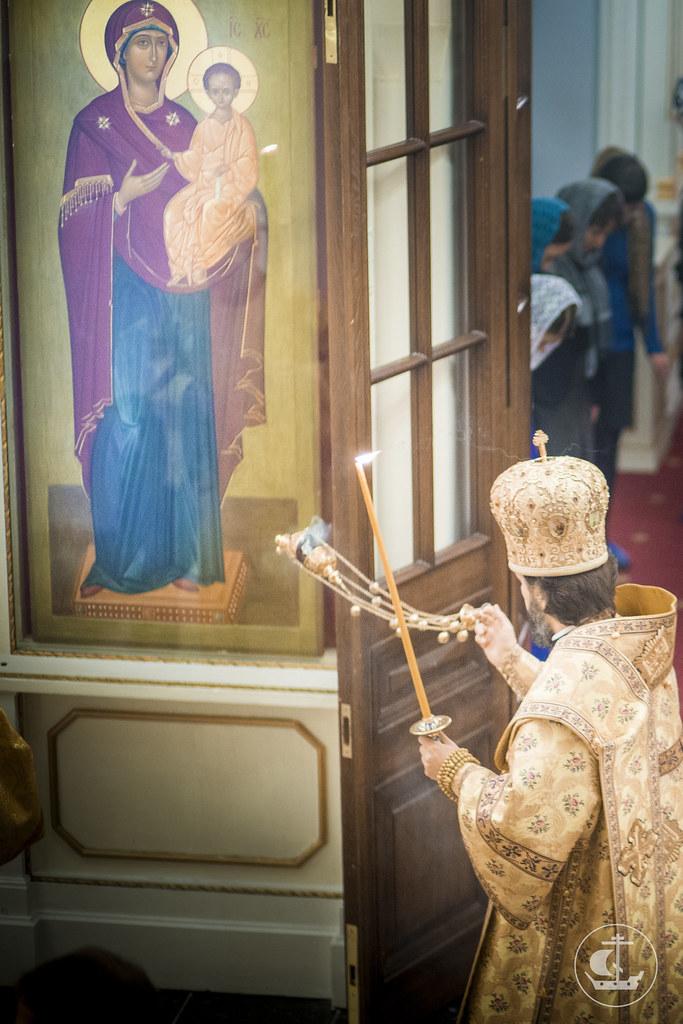 25 октября 2014, Всенощное бдение накануне Недели 20-я по Пятидесятнице / 25 October 2014, Vigil on the eve of the 20th Sunday after Pentecost