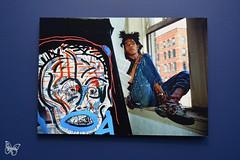Fiac 14 - Jean Michel Basquiat