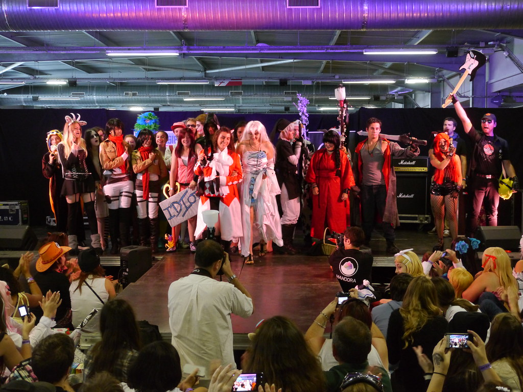 related image - Concours Cosplay Dimanche - Animasia 2014 - P1940905