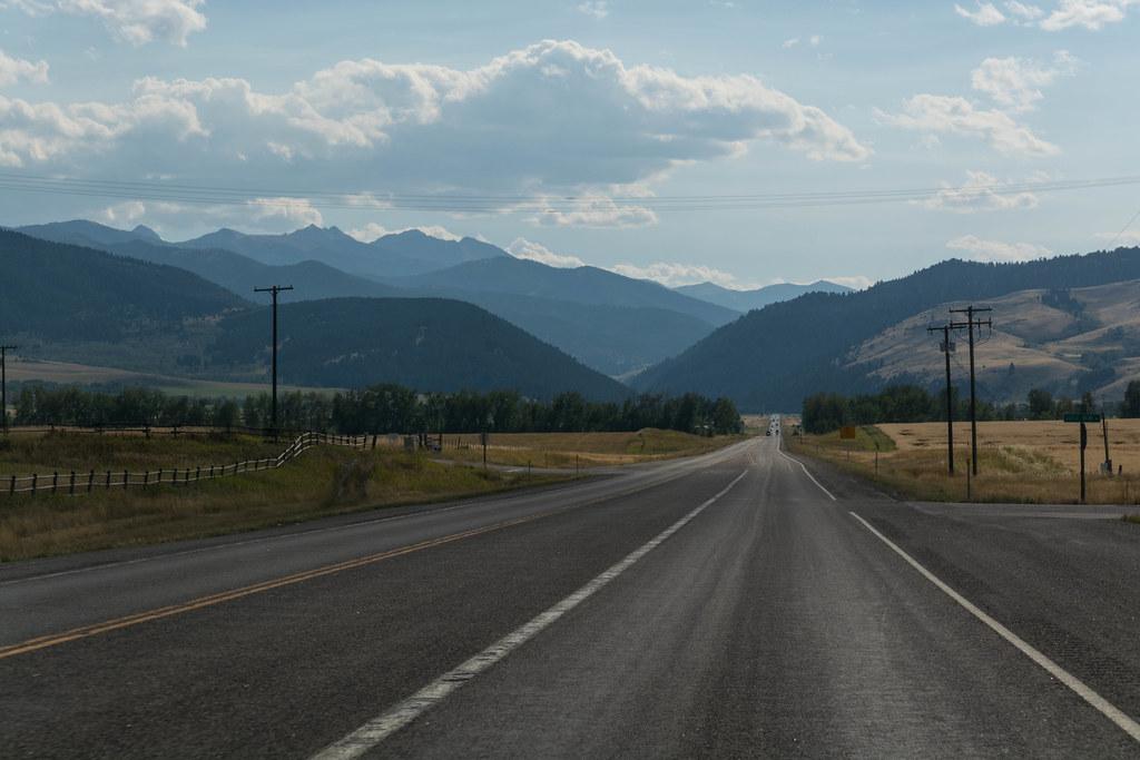 Montana Map Rocky Mountains United States Mapcarta