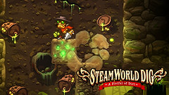PS Plus - Steamworld Dig