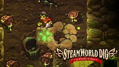 PS Plus - Steamworld Dig