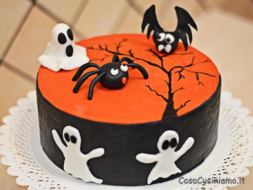 Torte - 45 - Torta di Halloween