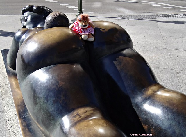 Botero en #Madrid