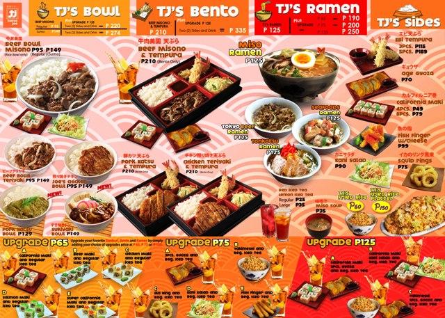 Tokyo Joe Beef'n Up on Top