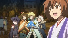 Log Horizon 2 01 - 3