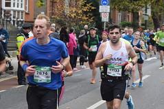Dublin Marathon - FINISH