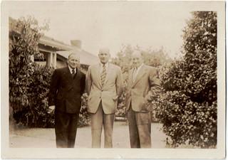 1104 Syd, Ken & Ray 1951