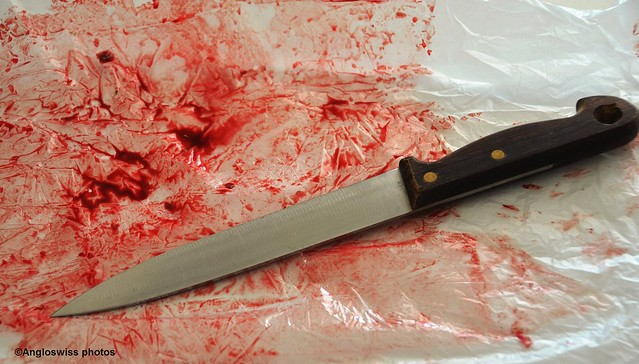 knife halloween